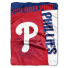 MLB Philadelphia Phillies 60x80 Super Plush Throw Blanket