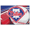MLB Philadelphia Phillies 40x60 Tufted Rug
