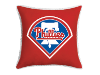 MLB Philadelphia Phillies Pillow - Sidelines Series
