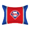 MLB Philadelphia Phillies Pillow Sham - Sidelines Series