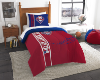 MLB Philadelphia Phillies Twin Comforter with Sham