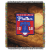 MLB Philadelphia Phillies Vintage 48x60 Tapestry