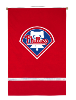MLB Philadelphia Phillies Wall Hanging