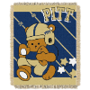 NCAA Pittsburgh Panthers Baby Blanket