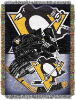 NHL Pittsburgh Penguins Home Ice Advantage 48x60 Tapestry Throw