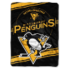 NHL Pittsburgh Penguins 60x80 Super Plush Throw Blanket