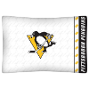 NHL Pittsburgh Penguins Micro Fiber Pillow Cases (set of 2)