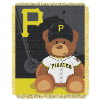 MLB Pittsburgh Pirates Baby Blanket