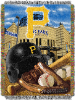MLB Pittsburgh Pirates Home Field Advantage 48x60 Tapestry Throw