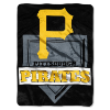 MLB Pittsburgh Pirates 60x80 Super Plush Throw Blanket