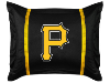 MLB Pittsburgh Pirates Pillow Sham - Sidelines Series