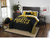 MLB Pittsburgh Pirates QUEEN Comforter and 2 Shams