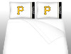 MLB Pittsburgh Pirates Micro Fiber Bed Sheets