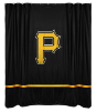 MLB Pittsburgh Pirates Shower Curtain
