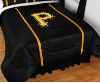 MLB Pittsburgh Pirates Comforter - Sidelines Series