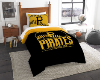 MLB Pittsburgh Pirates Twin Comforter Set