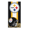 NFL Pittsburgh Steelers Beach Towel