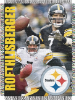 NFL Pittsburgh Steelers Ben Roethlisberger 48x60 Tapestry Throw