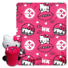NFL Pittsburgh Steelers Hello Kitty Hugger