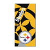 NFL Pittsburgh Steelers Colossal Beach Towel