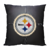 NFL Pittsburgh Steelers 18x18 Letterman Pillow