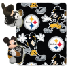 NFL Pittsburgh Steelers Disney Mickey Mouse Hugger