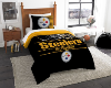 NFL Pittsburgh Steelers Twin Comforter Set