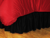 NBA Portland Trail Blazers Bed Skirt - Sidelines Series