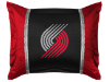 NBA Portland Trail Blazers Pillow Sham - Sidelines Series