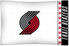 NBA Portland Trail Blazers Micro Fiber Pillow Cases (set of 2)