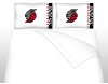 NBA Portland Trail Blazers Micro Fiber Bed Sheets