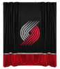 NBA Portland Trail Blazers Shower Curtain