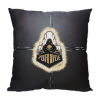 NCAA Purdue Boilermakers 18x18 Letterman Pillow