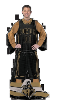 NCAA Purdue Boilermakers Uniform Huddler Blanket With Sleeves