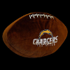 NFL San Diego Chargers 3D Football Pillow
