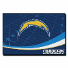 NFL Los Angeles Chargers 40x60 Tufted Rug