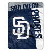 MLB San Diego Padres 60x80 Super Plush Throw Blanket