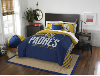 MLB San Diego Padres QUEEN Comforter and 2 Shams