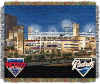 MLB San Diego Padres Stadium 48x60 Tapestry Throw