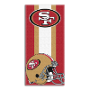 NFL San Francisco 49ers Beach Towel