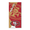 NFL San Francisco 49ers Colossal Beach Towel