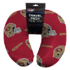 NFL San Francisco 49ers Beaded Neck Pillow