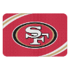 NFL San Francisco 49ers 20x30 Tufted Rug