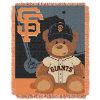 MLB San Francisco Giants Baby Blanket