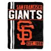 MLB San Francisco Giants 50x60 Micro Raschel Throw