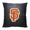 MLB San Francisco Giants 18x18 Letterman Pillow