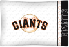 MLB San Francisco Giants Micro Fiber Pillow Cases (set of 2)