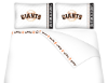 MLB San Francisco Giants Micro Fiber Bed Sheets