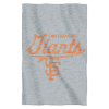 MLB San Francisco Giants Sweatshirt Blanket