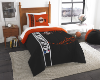 MLB San Francisco Giants Twin Comforter with Sham